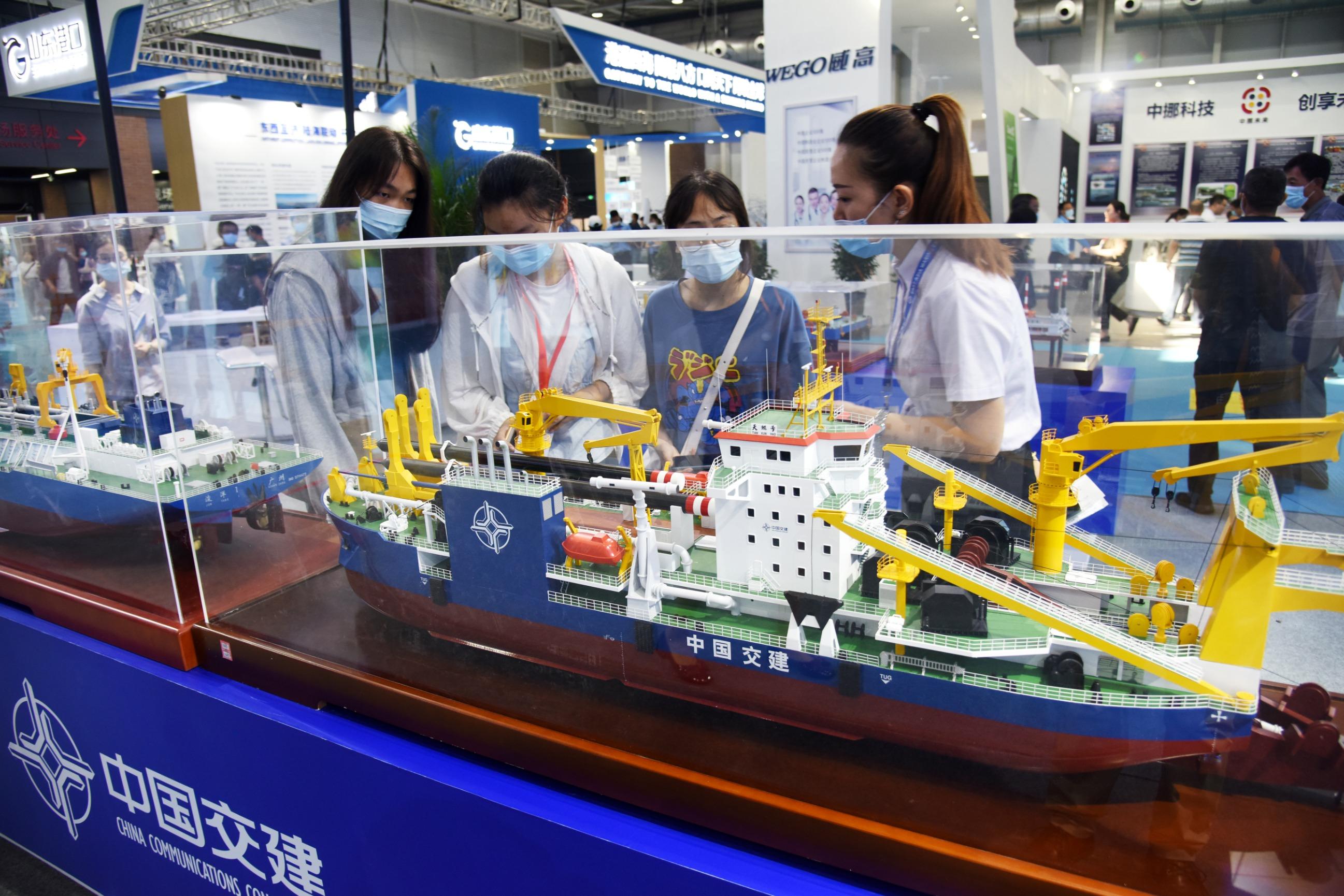 2020東アジア海洋博、山東省青島市で開幕