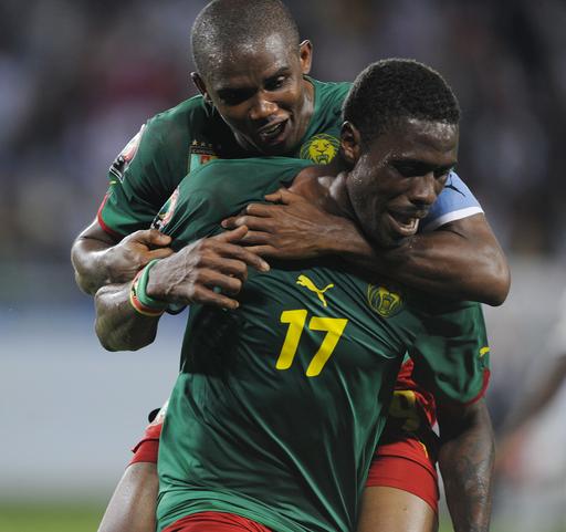 カメルーン ザンビアとの接戦を制す、アフリカ・ネイションズカップ