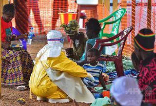 コンゴでもエボラ熱発生、西アフリカの流行とは「無関係」