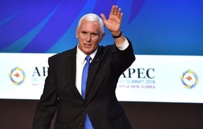 米副大統領が中国批判、習主席は「対立に勝者なし」 APEC関連行事で演説