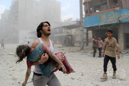 シリア内戦の死者、20万人超に 監視団体が発表