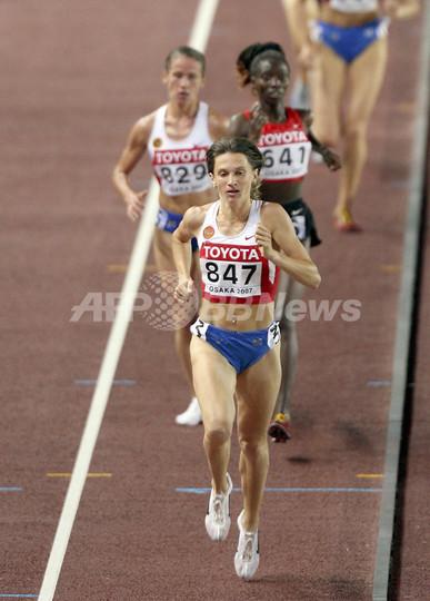 ボルコワ 女子3000メートル障害...