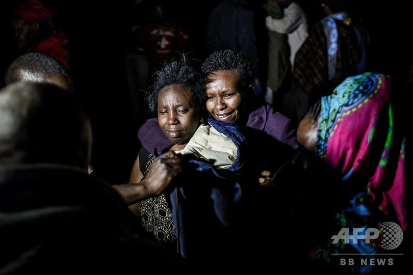 ナイロビでホテル襲撃、米国人含む14人死亡 大統領が鎮圧宣言