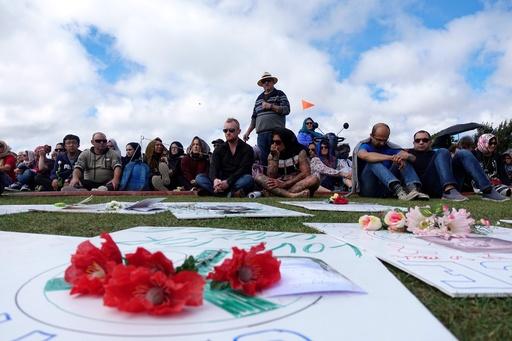 NZ政府、モスク銃乱射の犠牲者悼み国家追悼式典開催へ