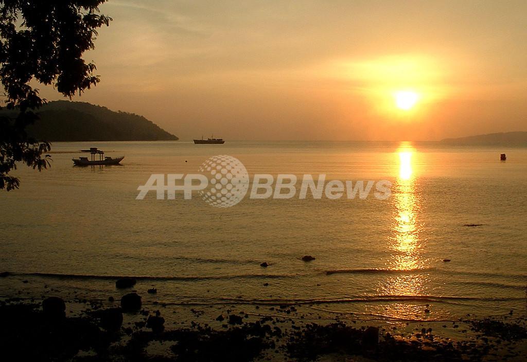 インドネシア東部沖でM7.1の地震
