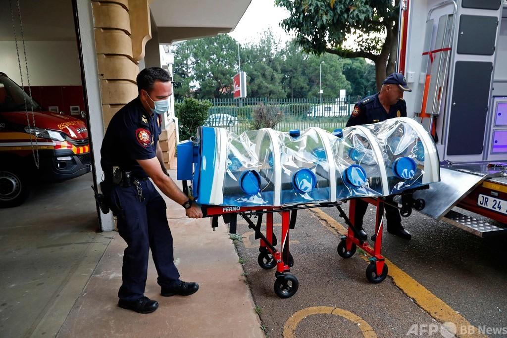 コロナ感染急増の南ア、酒類販売を禁止