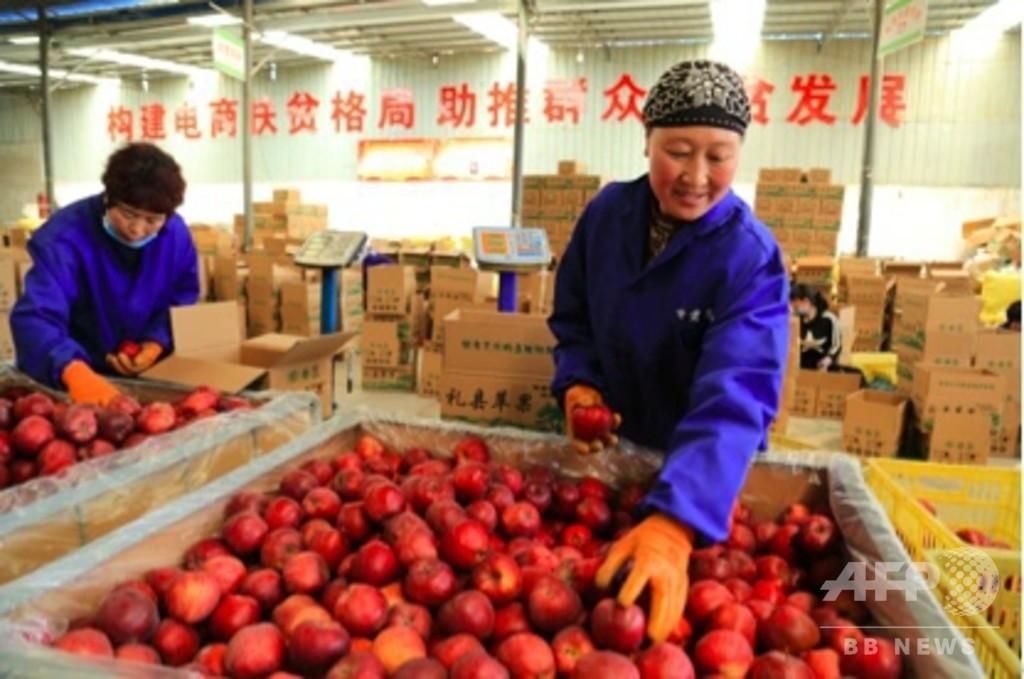 インターネットによる貧困扶助が新たな生活をもたらす 中国