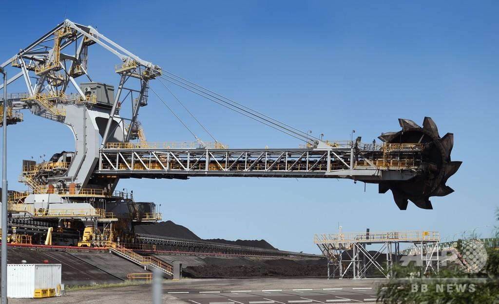 中国、豪から石炭禁輸? 「政治的制裁か」と豪が説明要求
