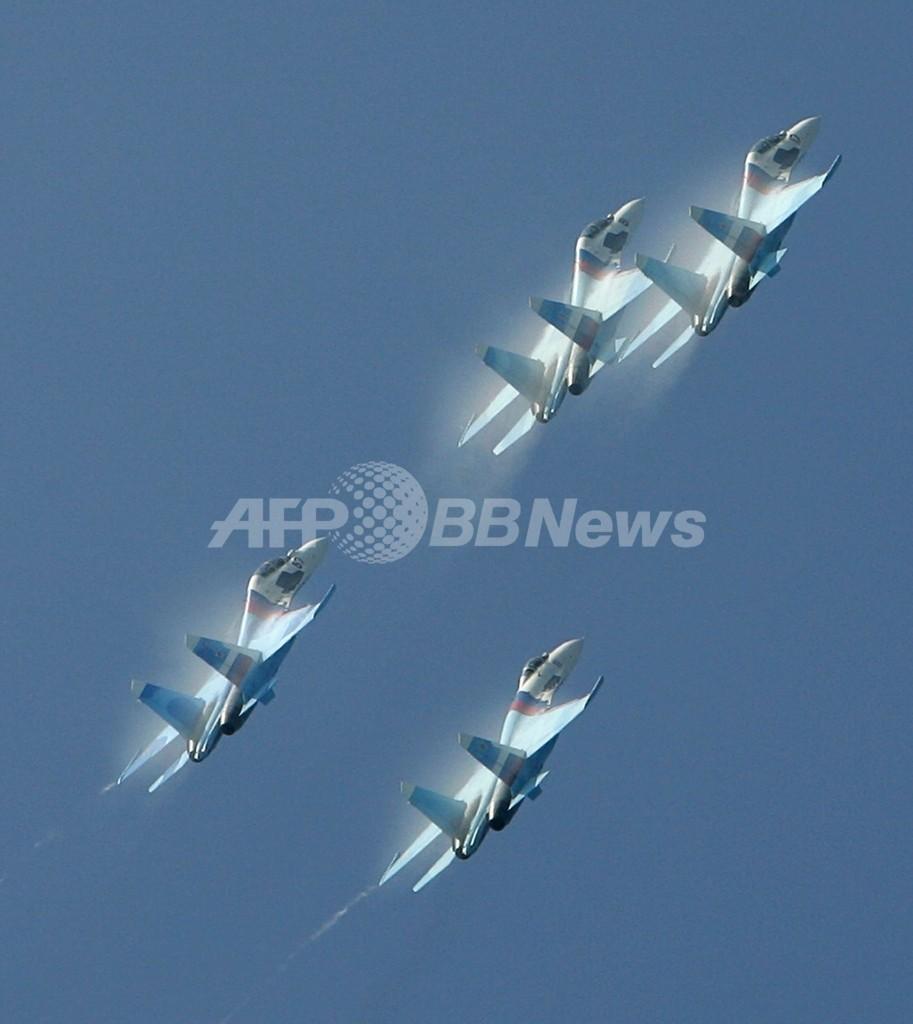 アブハジア自治共和国、グルジアの無人偵察機を撃墜か