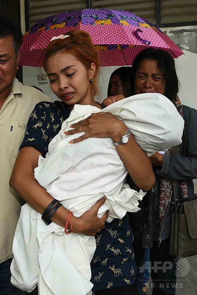 娘殺害動画のライブ配信、過激報道に批判噴出 タイ