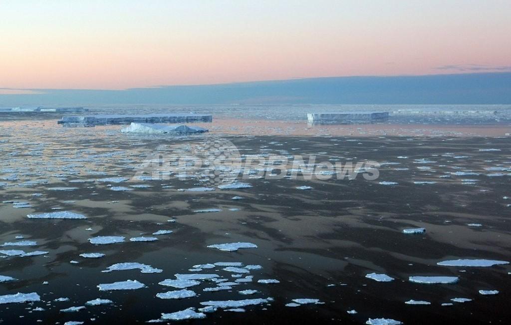 氷河期を終わらせたのは海が吐き出したCO2、英研究