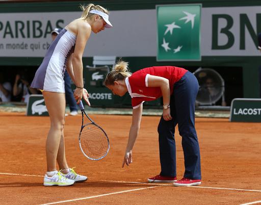 クレーでのライン判定技術、ボックスからの指導を試験導入へ WTA