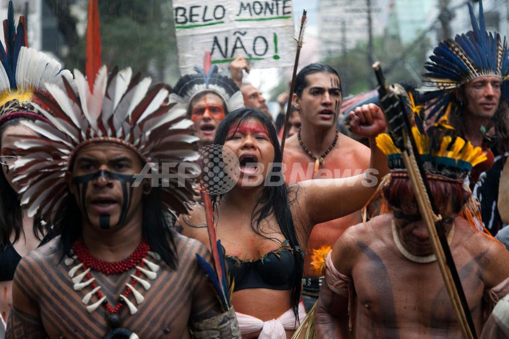アマゾン巨大ダム計画、連邦裁が中止命令 ブラジル