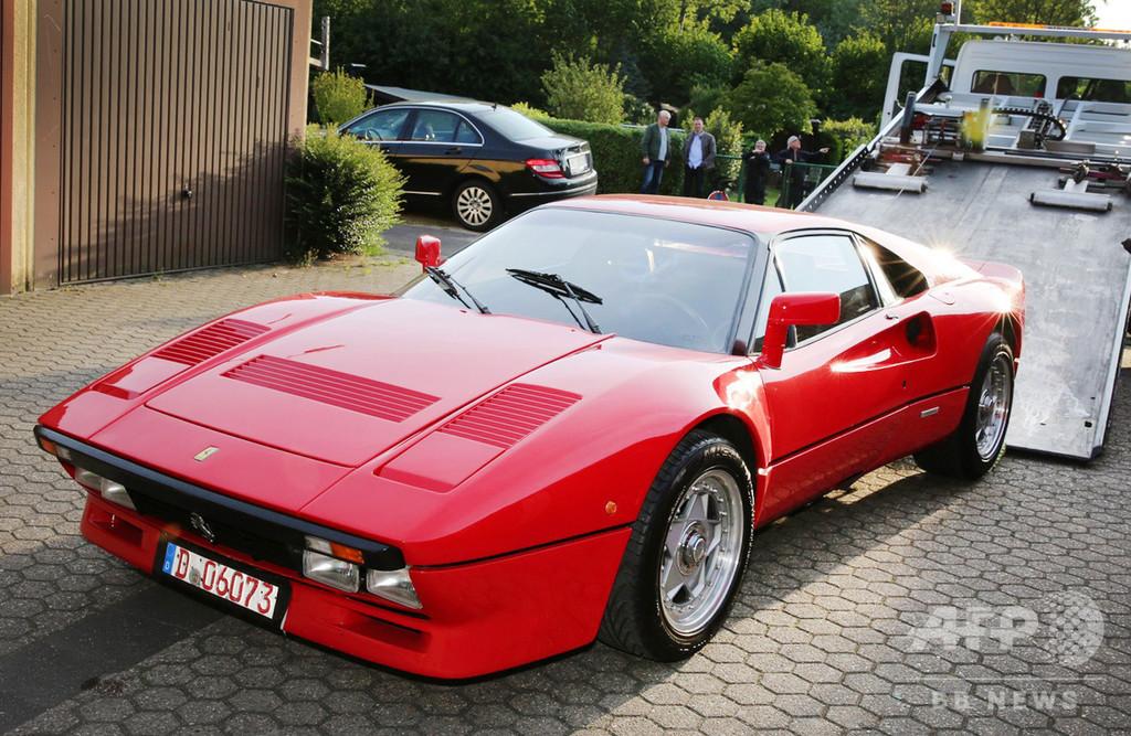 時価約2.5億円のフェラーリ、試乗中に盗難 ドイツ