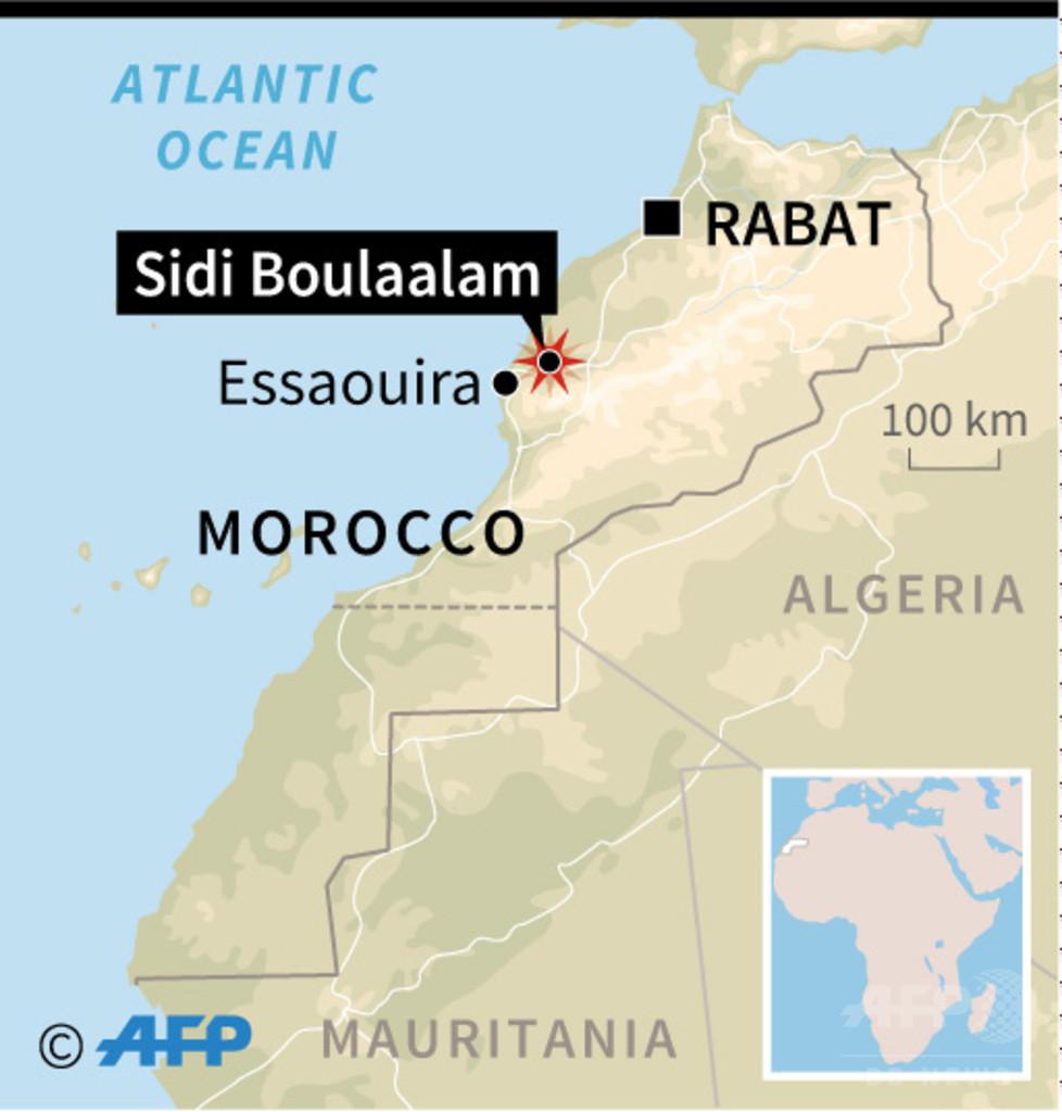 食料配給行事に数百人の女性殺到、15人死亡 モロッコ