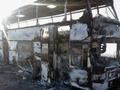 カザフスタンでバスが炎上、乗客ら52人が死亡