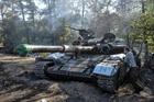 ウクライナ政府、ロシア軍装甲車2台を奪取と発表