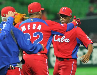 キューバが初戦でブラジル下す、WBC