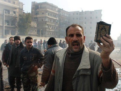 シリア和平会議が開幕、アサド氏の進退めぐり激しい対立