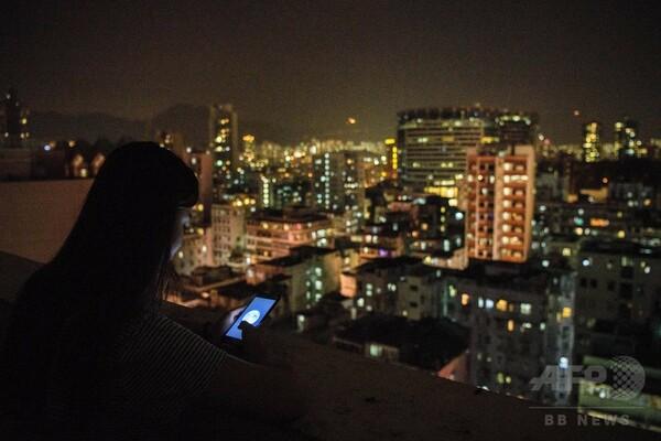 香港の「パートタイムガールフレンド」 SNSで若年化する援助交際