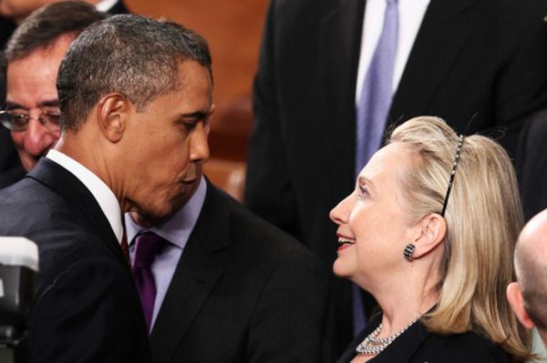 米企業を世界に売り込んだ女、ヒラリー・クリントン