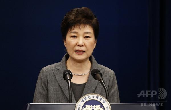 韓国野党「弾劾しかない」=朴氏の任期短縮案拒否