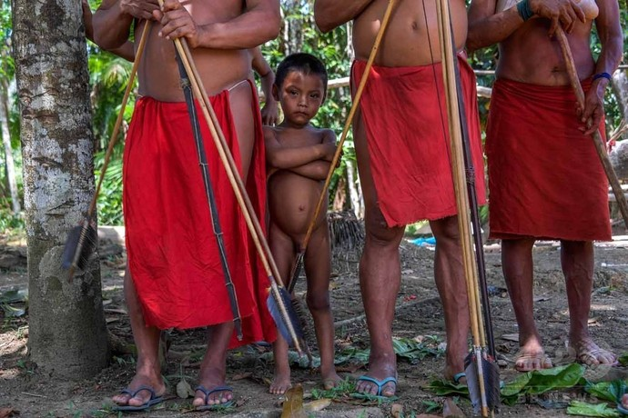 【AFP記者コラム】ワイアピ、アマゾン奥地の民