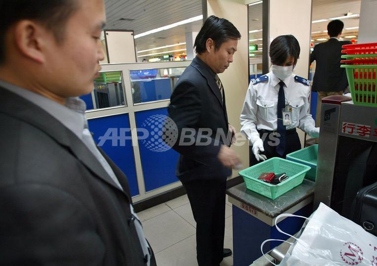 ファストフードの袋の中身はカメ!手荷物検査で発覚 中国