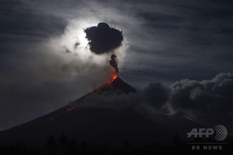 【AFP記者コラム】マヨン山に魅せられて