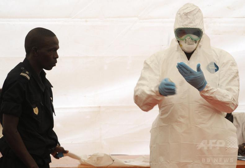 セネガルで初のエボラ感染者確認、保健省