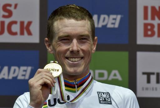 デニスが個人TT優勝、連覇狙ったデュムランは完敗 ロード世界選手権