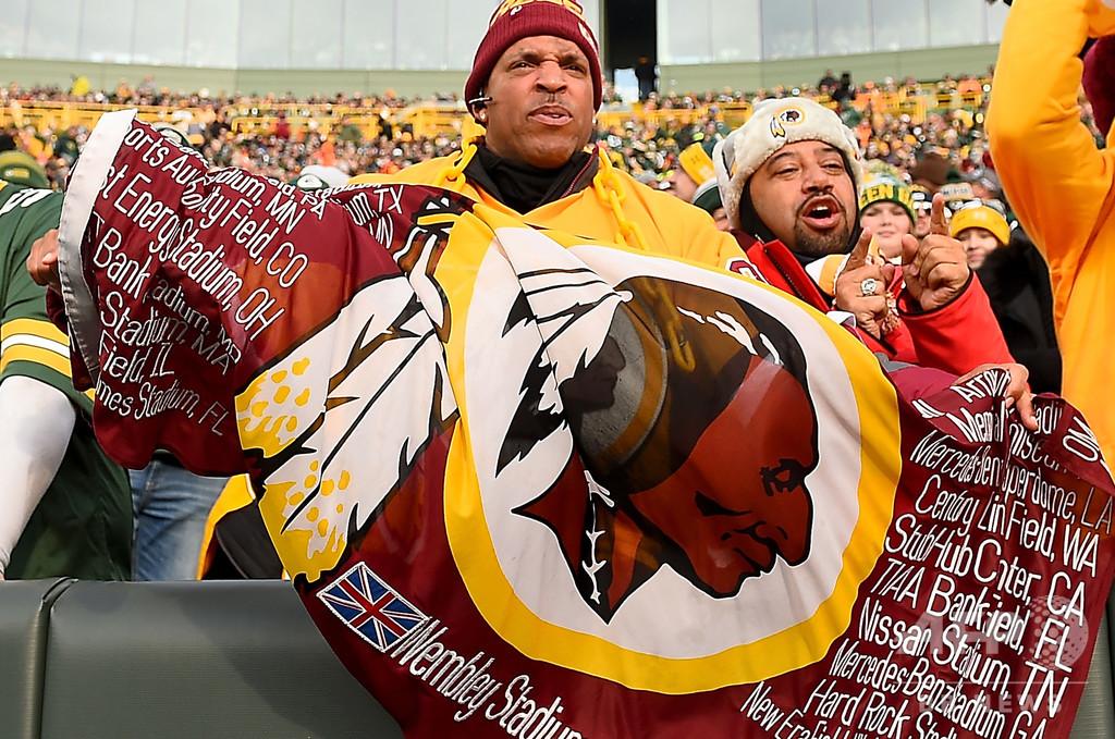 NFLレッドスキンズとMLBインディアンス、チーム名を見直しへ