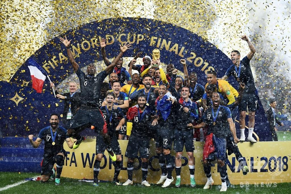 2018年のスポーツ界、仏W杯制覇からセレーナ激高騒動まで