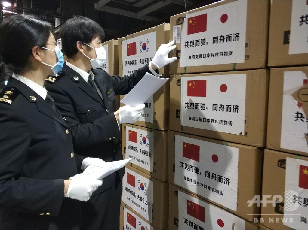 中国のマスク輸出量が38億枚超に、品質の保証にも尽力