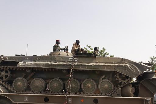 ボコ・ハラム、チャド軍兵士92人殺害 勢力拡大中のチャド湖で