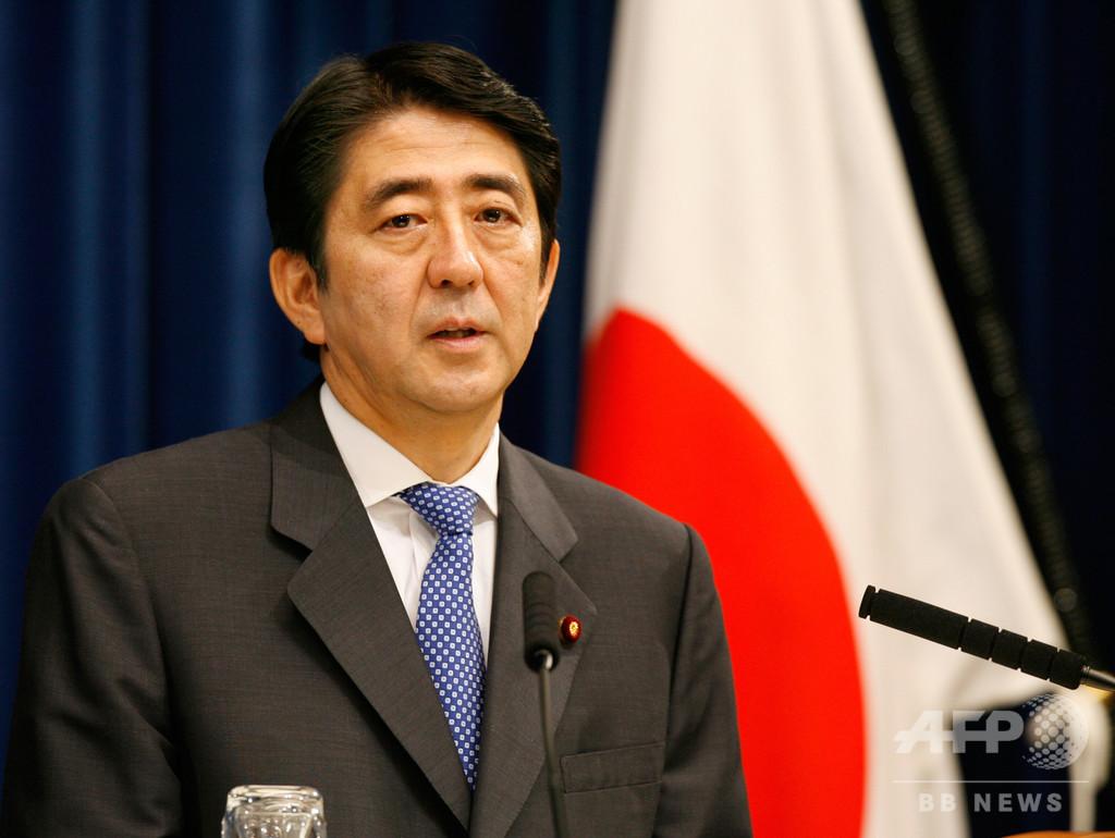 安倍首相が辞任を正式表明、2007年に続き健康問題が背景に