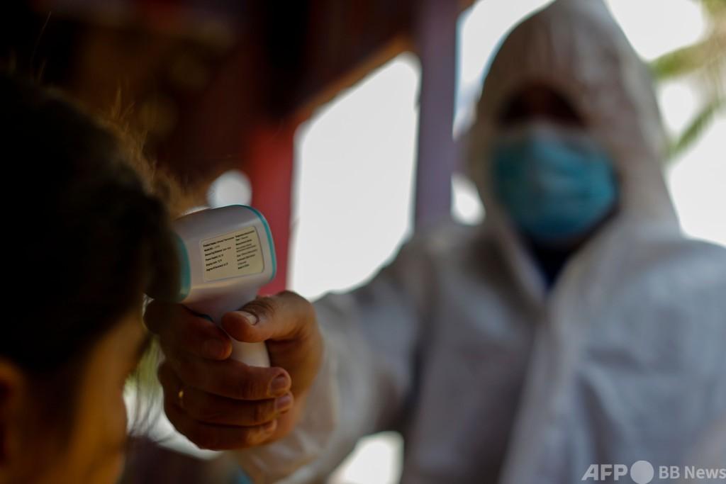 中南米・カリブ海でコロナ死者40万人超、ブラジルは約16万人