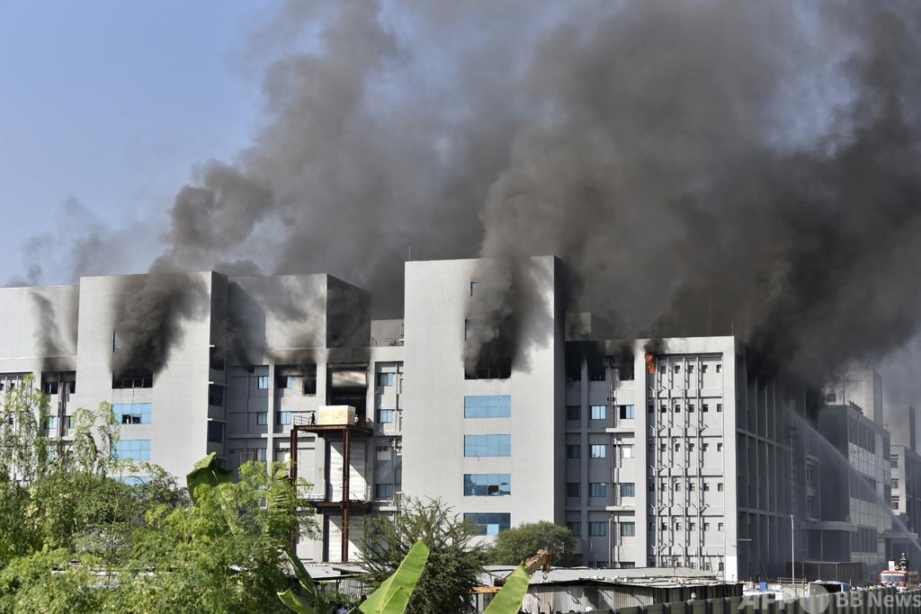 世界最大ワクチンメーカーで火災、5人死亡 コロナワクチンに「影響なし」 印