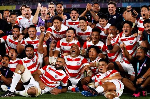W杯8強の大躍進、日本ラグビーに待つ明るい未来