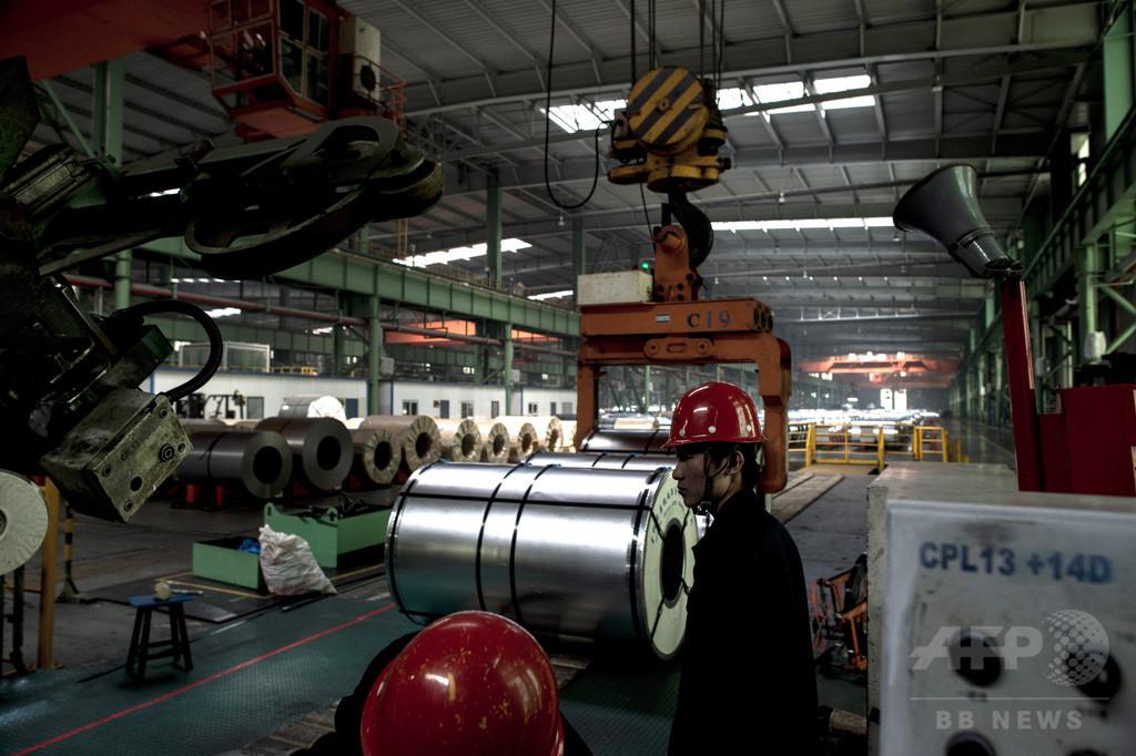 中国、鉄鋼関税で米国を非難 「保護主義的でWTO協定違反」