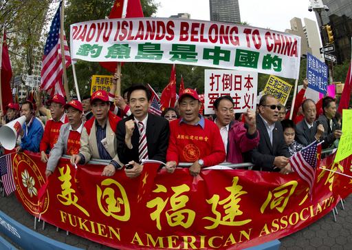尖閣は「日本が盗んだ」、中国外相が国連総会で演説