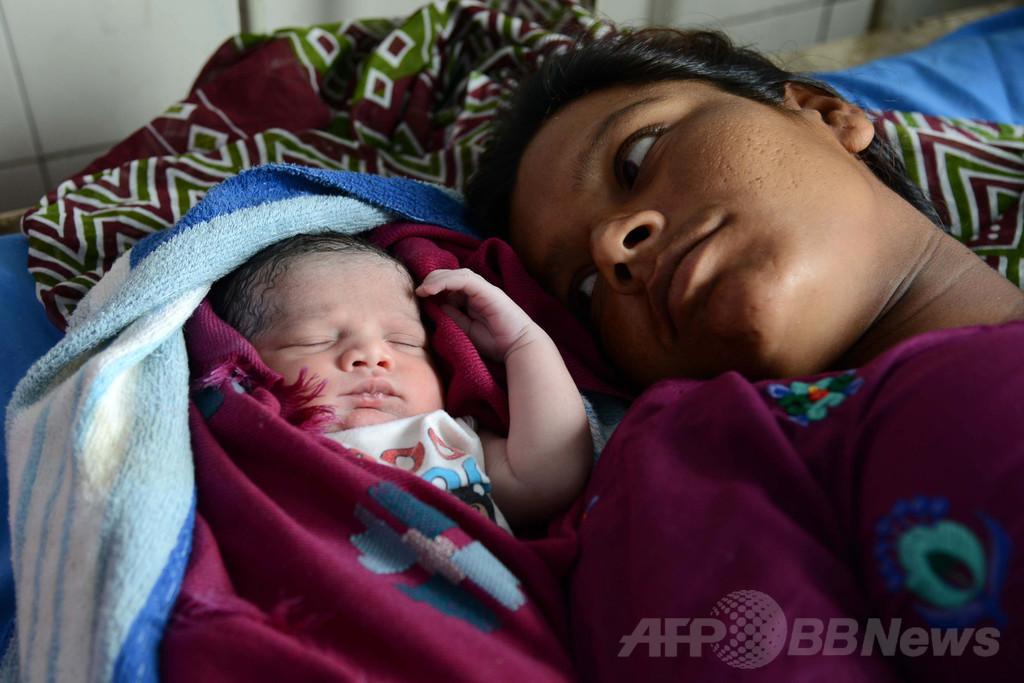 乳幼児への話し掛け、脳の発達を促進
