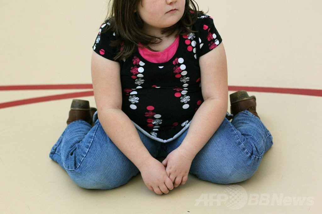 米国児童の肥満、実は増加傾向に 論文