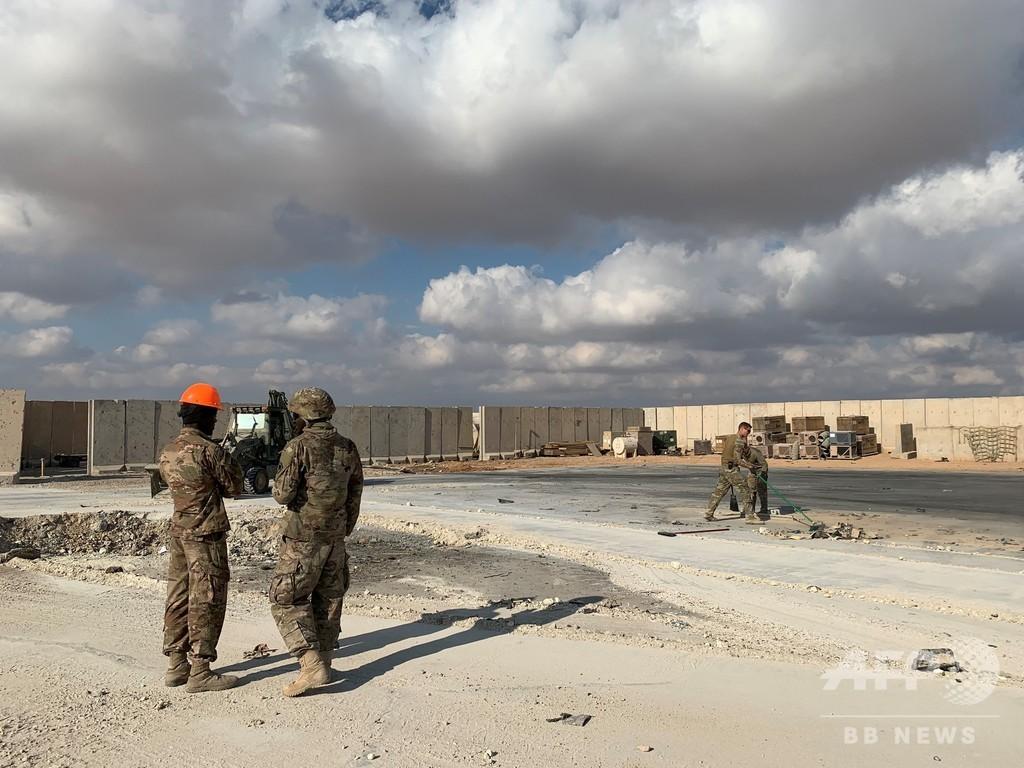 米軍兵士2人、ISとの戦闘で死亡 イラク