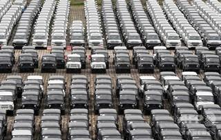 中国の自動車輸入台数、6月は9割減 関税引き下げ待ちで買い控え