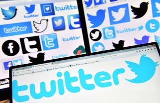 米ツイッター、初の黒字を計上 株価急上昇