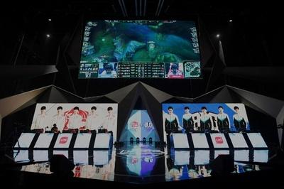 Eスポーツの春季公式リーグ戦が杭州で開催