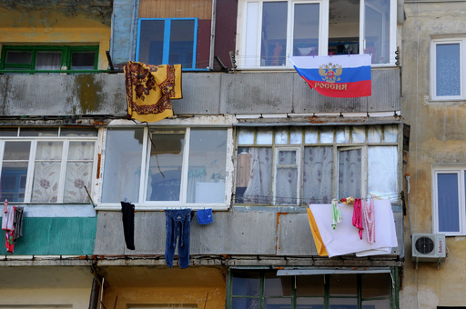 ウクライナ人女性がロシアに対する「セックススト」呼び掛け