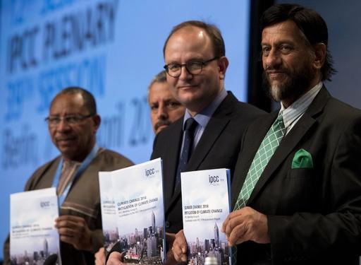 温暖化防止目標実現には、エネルギー改革が必須 IPCC