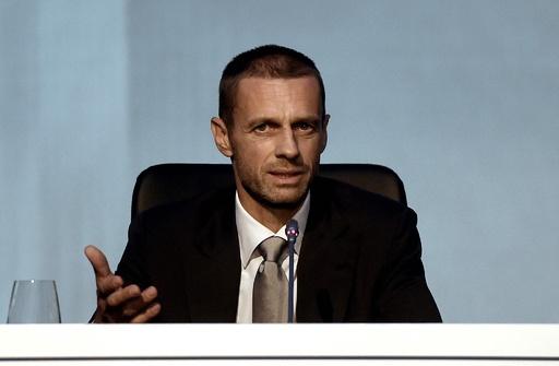 UEFA、新会長に無名のチェフェリン氏を選出